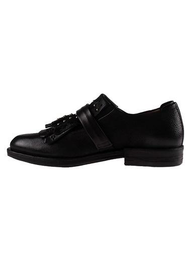 As 98 Ayakkabı Siyah
